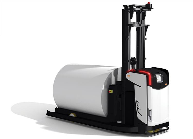 Eureka Magazine Technology Automating The Warehouse