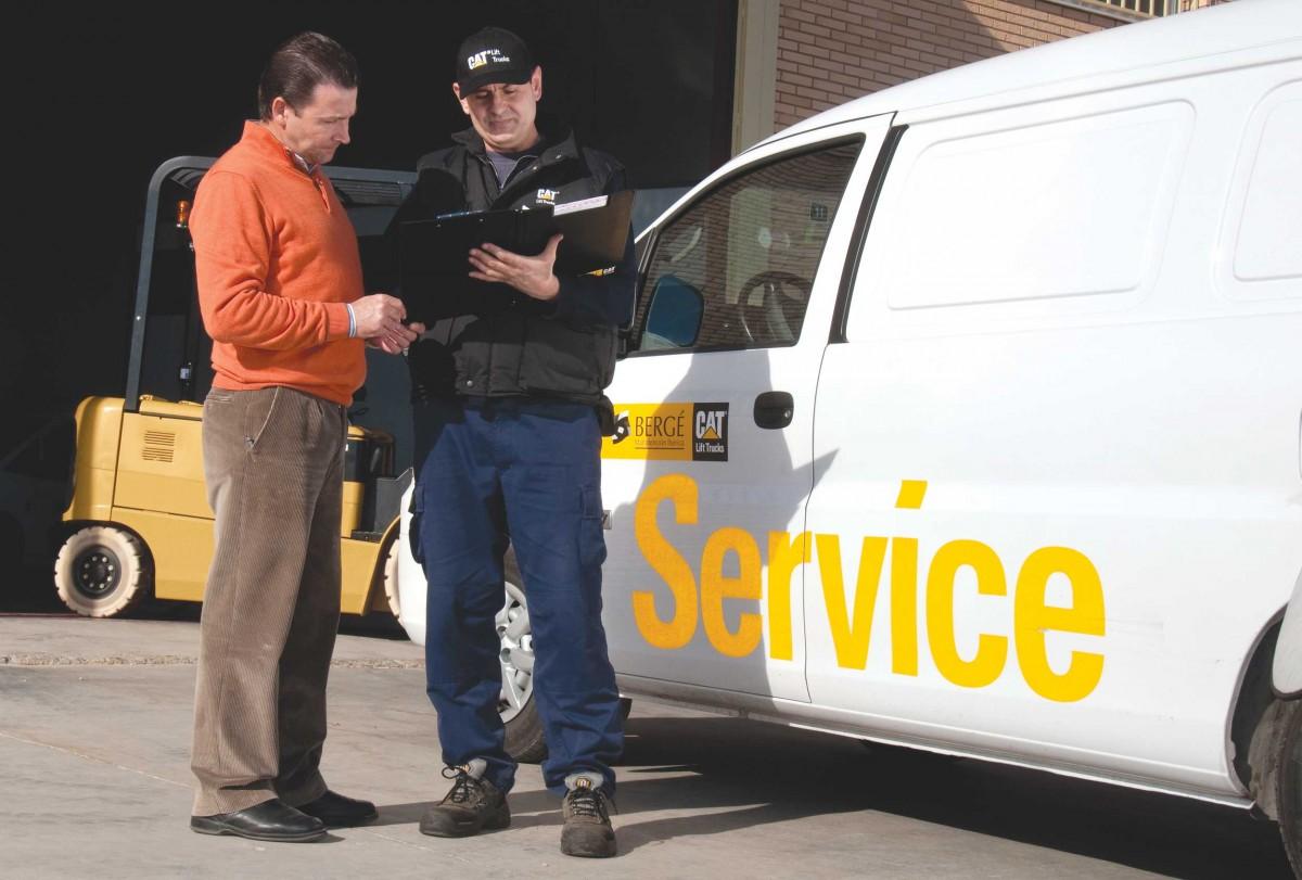 Find a Cat Lift Trucks Dealer Near You | Forklift Dealers